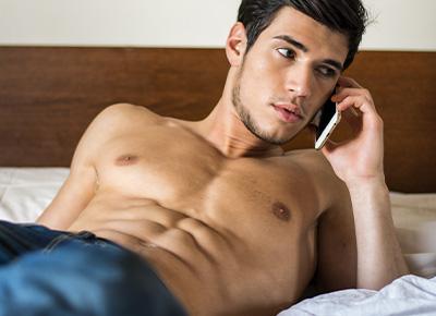 Telefonsex Kontakte zu schwulen Männern